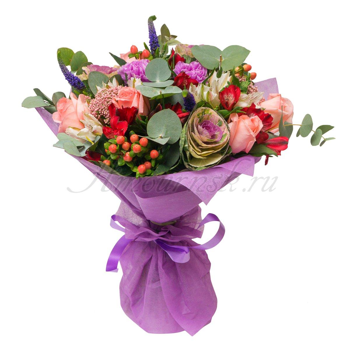 Службе доставки цветов знают, как преподнести любой цветок купить кобуру для грозы р-04с