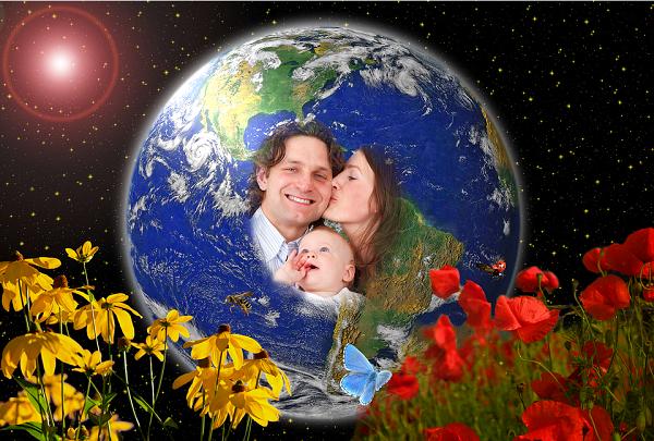 Мечты о планете цветов
